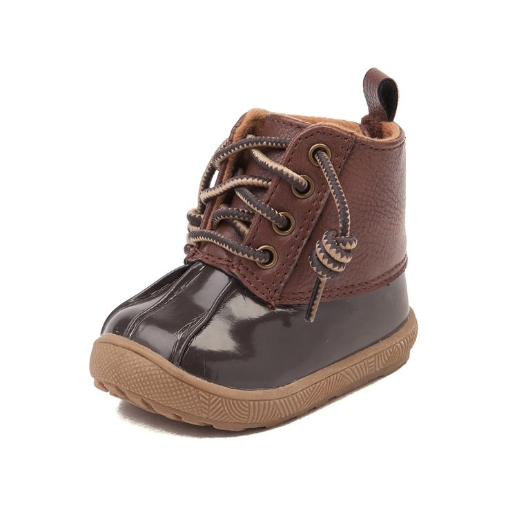 Infant Natural Steps Duck Boot