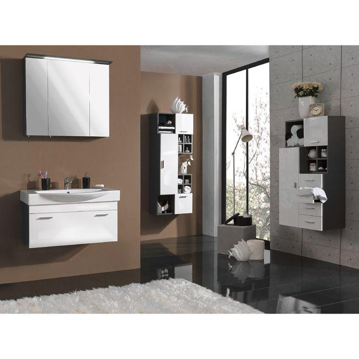 Die besten 25+ Badezimmer set Ideen auf Pinterest Duschset - deko ideen badezimmer wandakzente