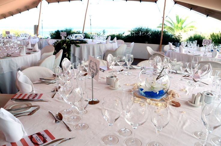 Our F&B service is ready to offer you orginal decoration for your event. #Events #Ibiza #Prestige