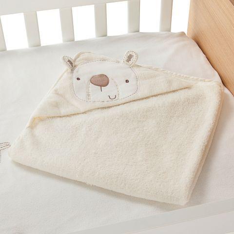 Kiddicare Little Bear Hugs Cuddle Robe Bear Kiddicare.com