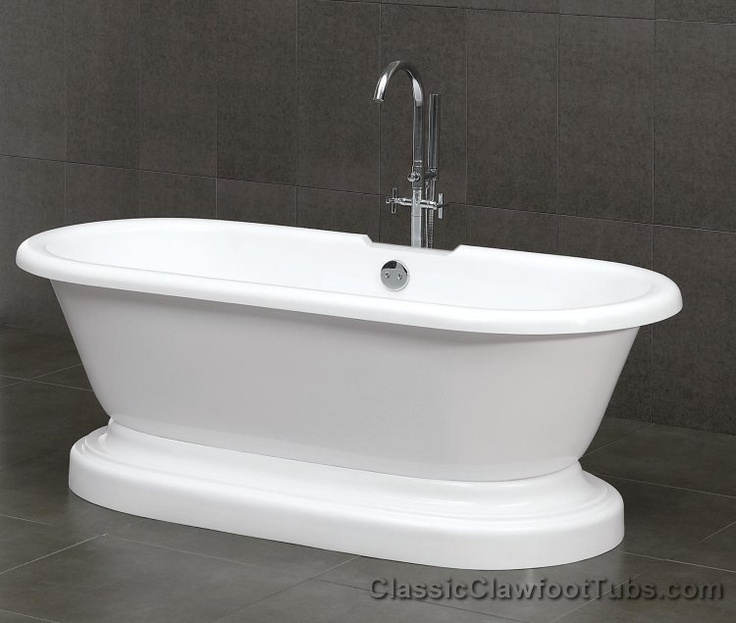 140 Best Clawfoot Bathtubs Images On Pinterest | Room, Dream Bathrooms And  Home