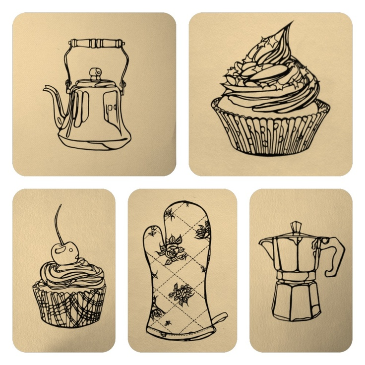 Drawing Lines In Keynote : Ideas about food drawing on pinterest