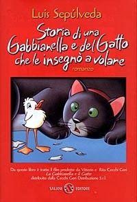 Il Salotto del Gatto Libraio: STORIA DI UNA GABBIANELLA E IL GATTO CHE GLI INSEG...