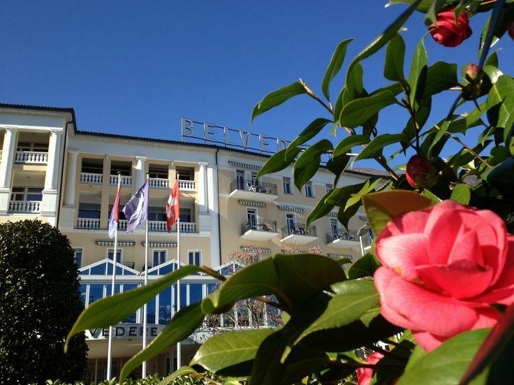 Hotel Belvedere in Locarno
