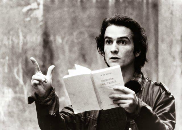 Jean-Pierre Léaud dans Out 1 de Jacques Rivette, 1971