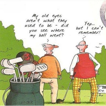 Die Goldenen Jahre, Golf Humor, Zeichentrickfilme, Golf Sprüche, Lustige  Golf Zitate, Witze Papa, Kunst Des Golfspiels, Würdevoll Altern, Anleitungen