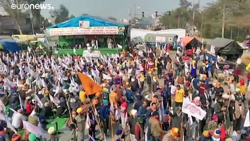 New Clashes Heighten Tensions At India Farmer Protests Cypriumnews In 2021 Republic Day Farmer Protest