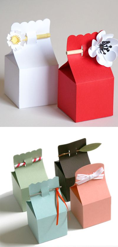Cute boxes