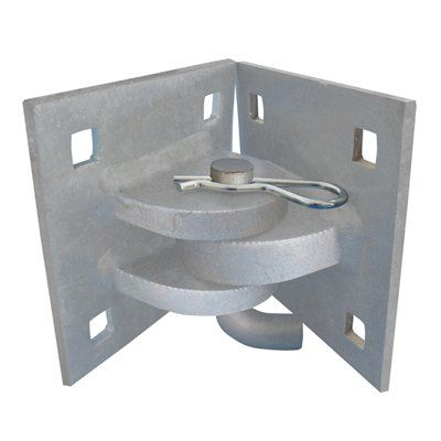 Dock Edge 99 020 F Floating Dock Connector Hinge T Style