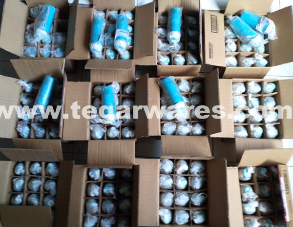 Lock & Lock Stainless Steel Sport Waterbottles 200 pieces ordered by PT Patra Nusa Data, Tangerang Banten Indonesia. February 20, 2018