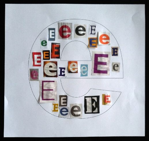 Verschillende Letters