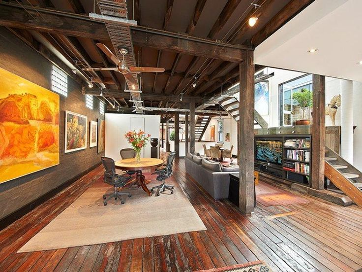 Living Spaces Warehouse : Dream warehouse conversion  Warehouse Conversion  Pinterest