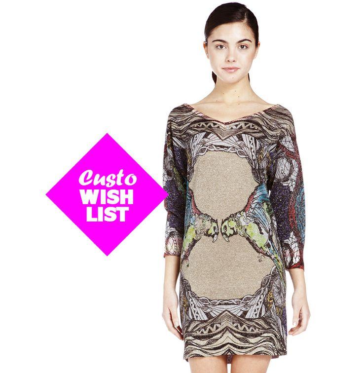 ¡Un vestido, un deseo! ¡No podemos imaginar nuestro armario sin él!  A dress, a wish! Can't imagine our closet without it!  Europe: http://bit.ly/MukOriginalEU USA and Rest of World: http://bit.ly/MukOriginalUSA — con Rocio An.