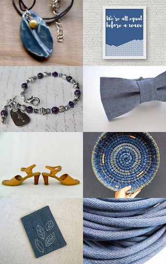 Denim days by Natalie on Etsy--Pinned with TreasuryPin.com