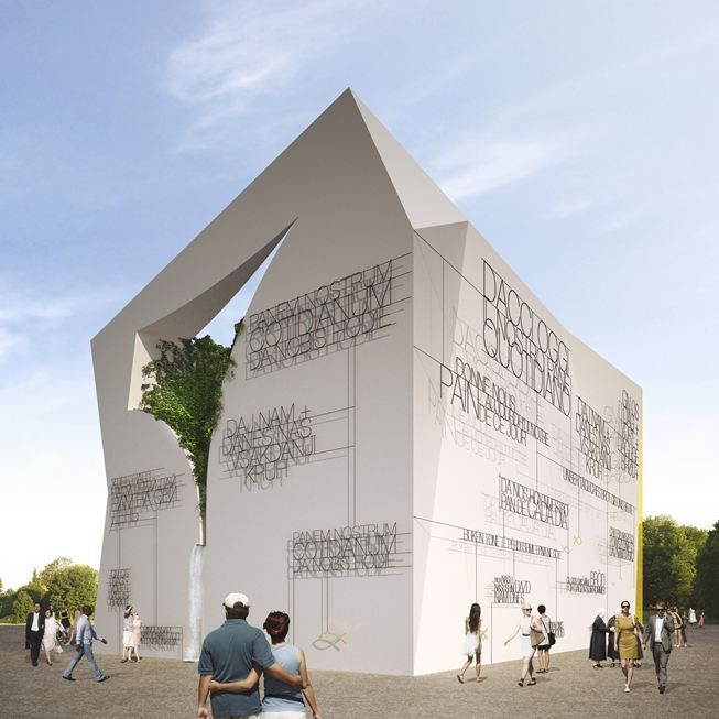 Holy See Pavilion At Expo Milano 2015 - Picture gallery