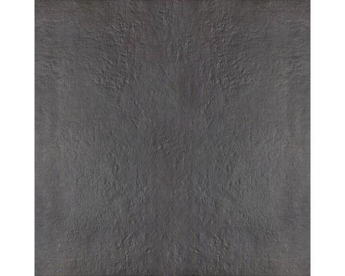 Feinsteinzeug Bodenfliese Poseidone black 05 60x60 cm