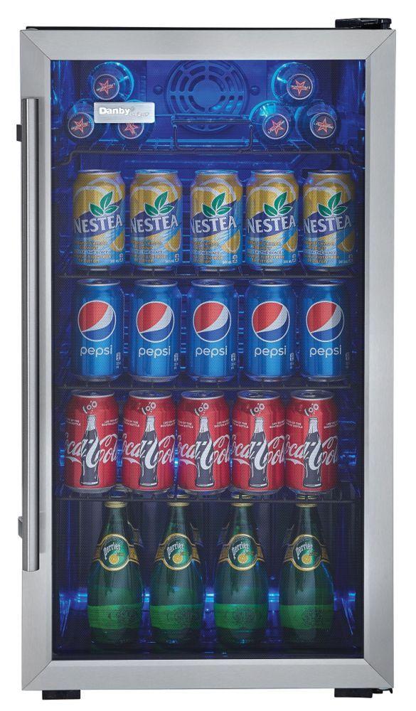 Danby Designer 120 Can Beverage Center