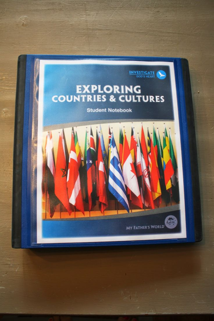Monarch Room: Organization for MFW ECC - Exploring Countries and Cultures