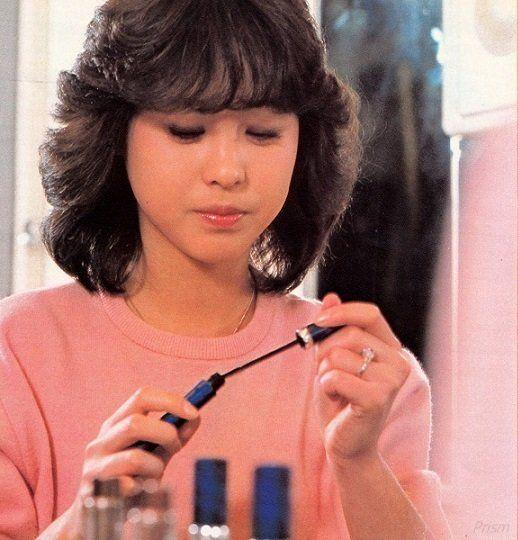 80s Japanese Star, Seiko Matsuda