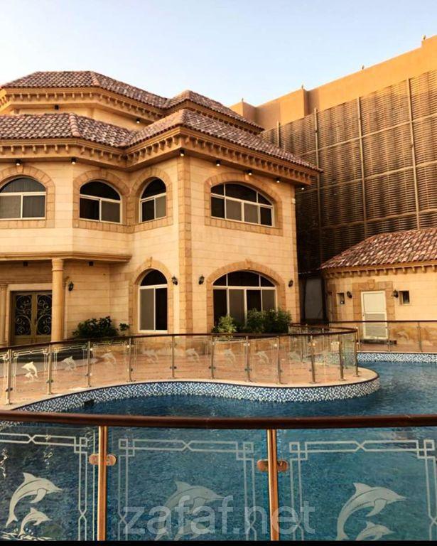 استراحة لانا الإستراحات جدة House Styles Mansions Villa
