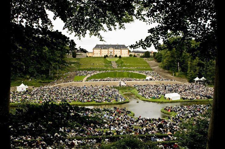 Slotskoncert på Ledreborg Slot den 12. august 2017
