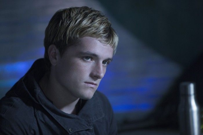 Josh Hutcherson as Peeta in The Hunger Games - Mockingjay Part 2