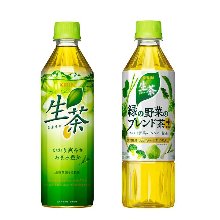 KIRIN NAMACHA/キリン 生茶
