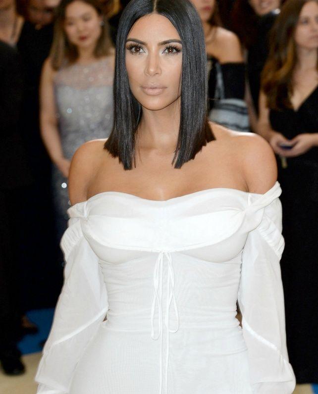 Kim Kardashian será madre por tercera vez