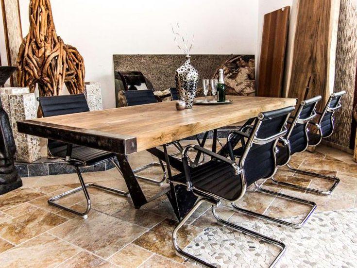 Best 25+ Unique dining tables ideas on Pinterest | Unique wood ...