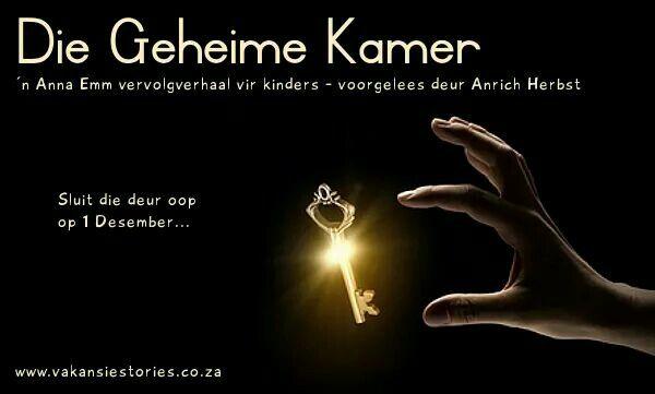 Afrikaanse radio-vervolgverhaal vir kinders! Daagliks in jou inbox. www.vakansiestories.co.za