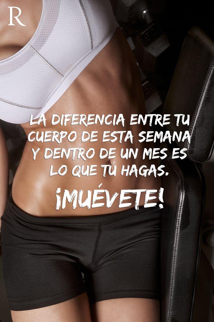 La diferencia entre tu cuerpo de esta semana y dentro de unos meses depende de ti #Muevete #Fitspiration #Fitness https://www.facebook.com/RipleyPeru/app_542517512494659