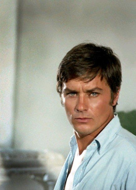 314 best alain delon images on pinterest alain delon for Alain delon la piscine