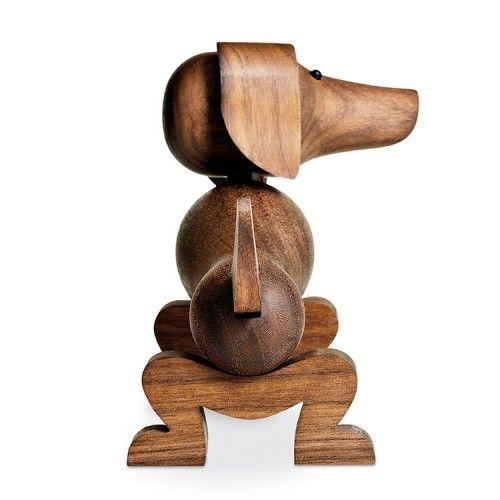 wooden dachshund by kay-bojesen