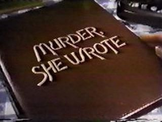 Murder She Wrote-many fond memories of watching this with my Grandma...so much so that I own Seasons 1-6 and can't wait to get the rest!