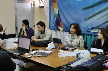 Equipo de la Dirección de Nivel Secundario                                                  www.chacoonline.com.ar
