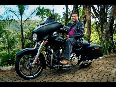 VRUM MOTO -  Harley-Davidson Street Glide 2014 [Teste]