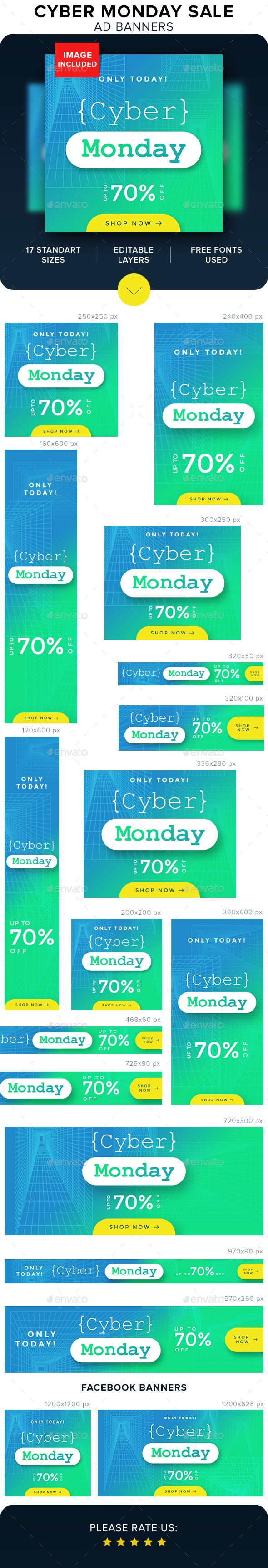 Top 25 best Cyber monday ads ideas on Pinterest