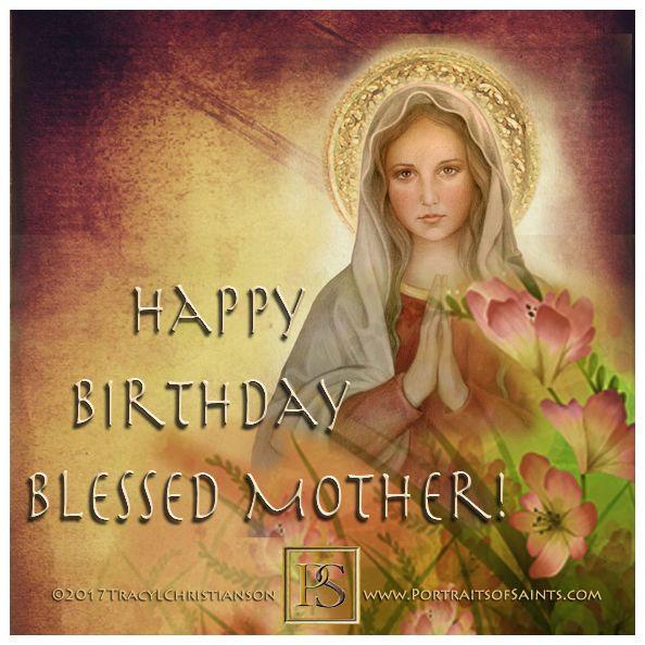 Birthday of the virgin mary