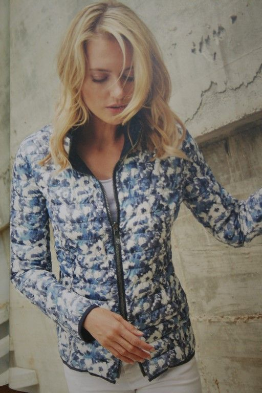 Reversible fashion jacket from Barbara Lebek in our collection.
