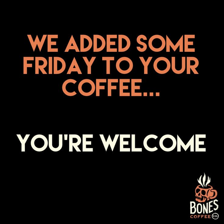 You're welcome indeed. #coffee #irishcream bonescoffee.com
