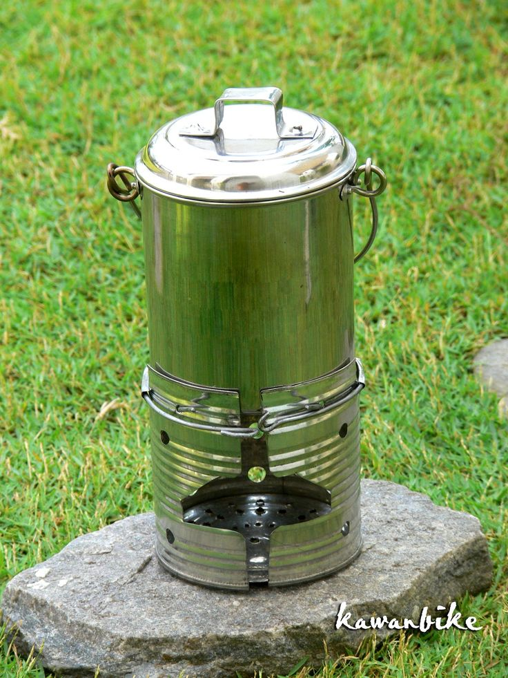 332 best diy camping stoves images on pinterest diy for Diy camp stove