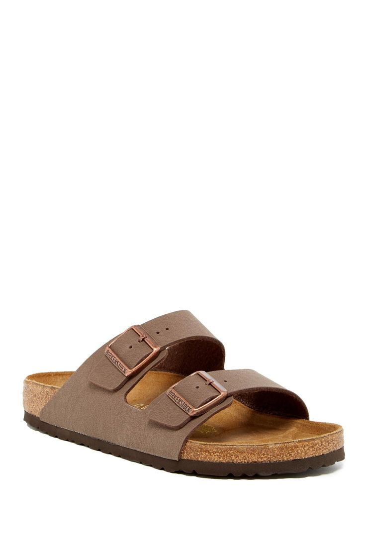 Birkenstock - Arizona Mocha Slip-On Sandal at Nordstrom Rack. Great Summer sandals! And, this is the cheapest I've found for this certain Arizona type! $99.95 and FREE shipping!