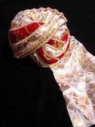 Male Indian pagri wedding turban