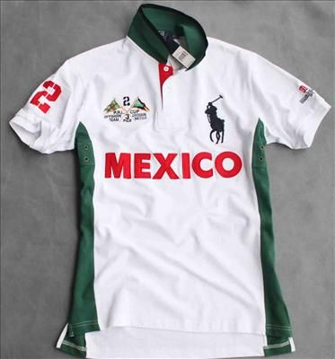 ralph lauren mexico polo shirt | Click to enlarge