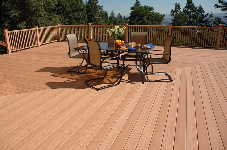 41 best professional composite decking images on pinterest for Fiberon decking cost per square foot
