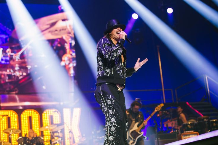 See Kid Rock's American Rock n Roll Tour tin your city. Find tickets here!