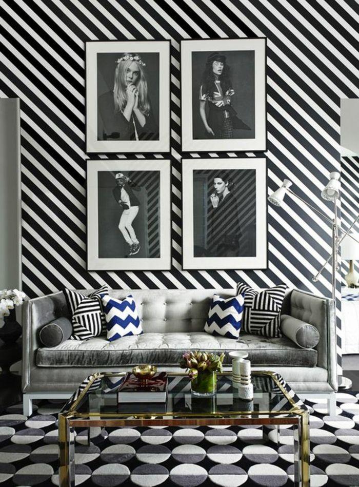 17 meilleures id es propos de art d co papier peint sur pinterest art d co de motif art. Black Bedroom Furniture Sets. Home Design Ideas