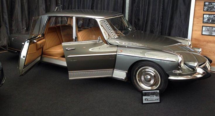 Citroën DS Majesty by Henri Chapron 1964(?)