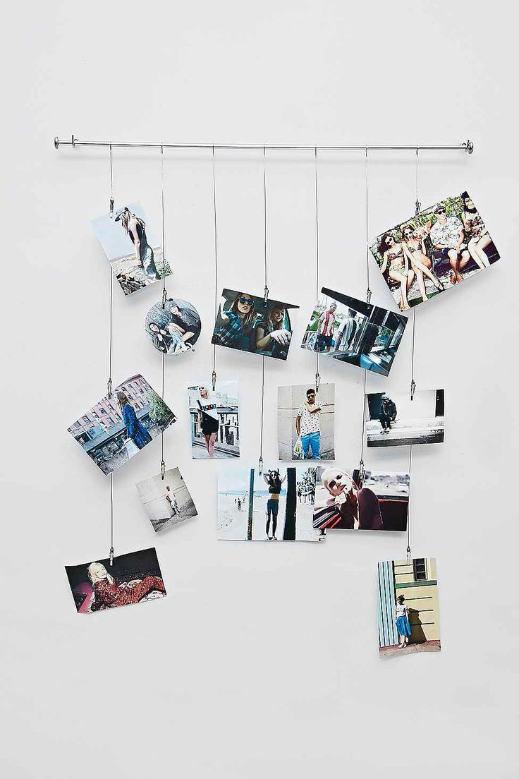 Fixation suspendue pour photos - http://www.urbanoutfitters.com/fr/catalog/productdetail.jsp?id=5527420260156&parentid=PHOTO-FRAMES-ALBUMS-EU#/