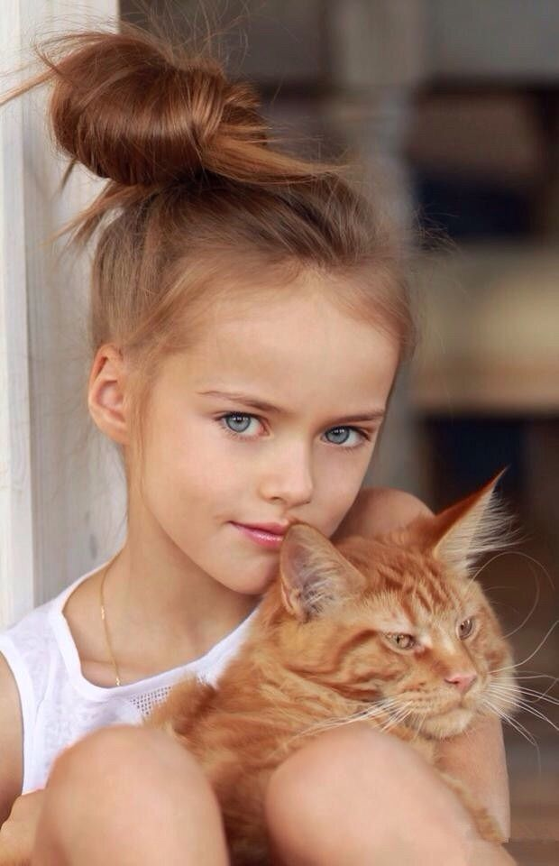 Kristina Pimenova   The Most Beautiful Girl In The World